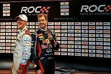 Schumacher & Vettel: Die schönsten Bilder aus zwei Generationen
