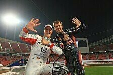 Mehr Motorsport - Video: Schumacher & Vettel beim Race of Champions 2012