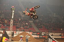 NIGHT of the JUMPs - Finale FMX Schlacht des Jahres in Sofia: Josh Sheehan triumphiert im WM-Finale