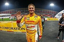 Mehr Sportwagen - Ryan Hunter-Reay startet in Daytona