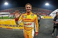 Mehr Sportwagen - Um den Gesamtsieg k�mpfen: Ryan Hunter-Reay startet in Daytona