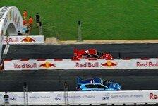 Motorsport - RoC - Gruppen A+B: Tung überrascht