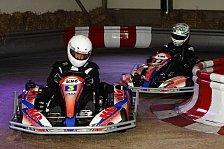 Mehr Motorsport - Viele Stars am Start: Kart: 24 Stunden von K�ln im Januar