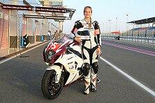 Bikes - Neue, gemeinsame Ziele ansteuern: Nina Prinz: Kooperation mit Suzuki