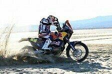 Dakar - Zeit, Energie und Stabilit�t: Das Geheimnis des KTM-Erfolges