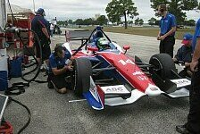 IndyCar - Ein sehr cooles Jahr: Conor Daly