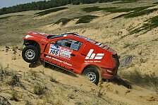 Dakar Rallye - HS RallyeTeam heiß auf Dakar-Start