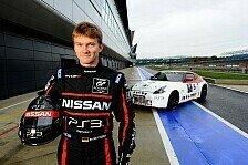 Mehr Sportwagen - Von der Konsole zum Langstrecken-Rennen: Sabine Schmitz mit Nissan-Rookies bei 24h Dubai