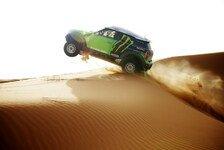 Dakar - Es ist MINI Time: X-raid startet mit drei potentiellen Siegern