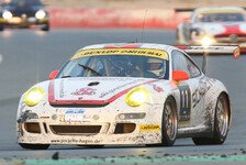 Sportwagen - Team race&event startet in Dubai