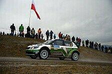 Mehr Rallyes - Sekundenduelle an der Spitze: J�nnerrallye Zwischenstand: Kopecky in F�hrung