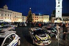Rallye - Prominenter Besuch bei Jännerrallye