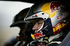 Dakar - Titelverteidiger Peterhansel wurde Achter : Carlos Sainz gewinnt die erste Etappe