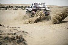 Dakar - Titelverteidiger mit gem�chlichem Start: Video - Die 1. Etappe der Rallye Dakar 2013