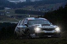 Mehr Rallyes - FIA ERC: Jännerrallye