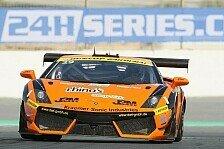 Mehr Sportwagen - Ferrari deutet Potential an: Dubai: Leipert-Lamborghini crasht