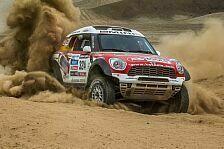 Dakar - Dakar 2013 - Donnerstag