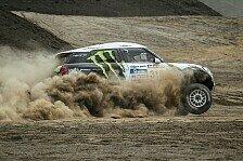 Dakar - Ab in den Sand: Die Dakar Route 2013: 2. Etappe