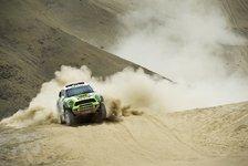 Dakar - Harte Competition: Blog: Angriff der Buggies auf Peterhansel