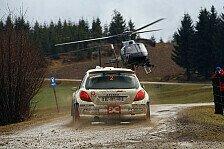 Rallye - Jännerrallye 2014 mit noch mehr Action