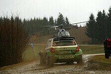 Mehr Rallyes - Eine halbe Sekunde entschied: J�nnerrallye: Kopecky verteidigt Titel