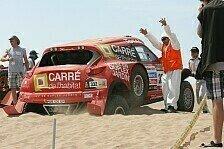 Dakar - Sandkastenspiele f�rs Prestige: Blog: Mini-Etappe zum Auftakt