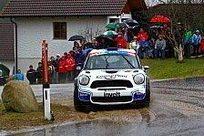 Rallye - ERC-Saison 2014 startet mit Jännerrallye