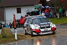 Rallye - ERC - Kubica führt Jännerrallye an