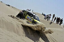 Dakar - Teamchef von tollem Ergebnis �berrascht: Jubel bei X-raid nach Doppelsieg