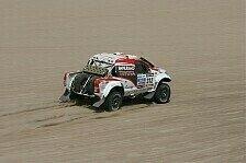 Dakar - Dakar 2013 - 2. Etappe