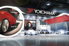 Auto - Neue ADVAN-Performance steht 2013 im Mittelpunkt: YOKOHAMA auf dem Tokyo Auto Salon