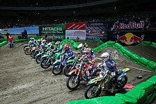 MX/SX - Megaevent zum Jubil�um: Supercross-Finale in Dortmund
