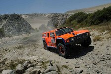 Dakar - Upside down: Video - Die 4. Etappe der Dakar 2013
