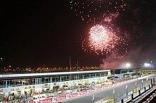 Mehr Sportwagen - Vier Boliden mit realistischen Siegchancen: Dubai: AF-Corse-Ferrari behauptet sich