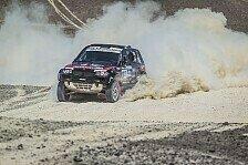Dakar - Peterhansel h�lt Gesamtf�hrung: Starke Teamleistung des Monster Energy X-raid Team