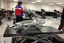 MotoGP - Die Maschine w�chst: Paul Bird zeigt erste Prototypen-Bilder
