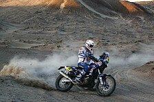 Dakar - Despres verliert an Boden: Verhoeven triumphiert auf 12. Etappe