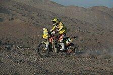 Dakar - Dakar 2013 - 4. Etappe