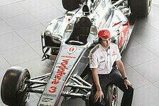 Formel 1 - Kein Einfluss auf das Auto-Design: Perez war schon 2012 im McLaren-Simulator