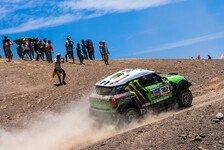 Dakar - Es z�hlt nur der Sieg: St�phane Peterhansel: Robby Gordon nervt!