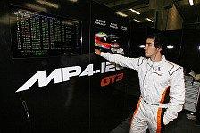 Blancpain GT Serien - Parente macht den Unterschied: McLaren verdr�ngt Ferrari