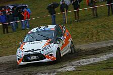 Mehr Rallyes - ERC Premiere im Fiesta R2: Sulzinger gl�nzt mit 2-WD-Bestzeiten