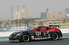 Mehr Sportwagen - Der erste Schritt: Pyzera: Erfolgreiches Rennsport-Deb�t in Dubai