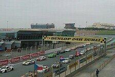 Mehr Sportwagen - Attempto nach Defekt ausgeschieden: Dubai: Porsche in F�hrung