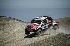 Dakar - Der vorletzte Tag: Die Dakar Route 2013: 13. Etappe