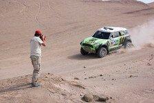 Dakar - Dakar 2013 - 6. Etappe