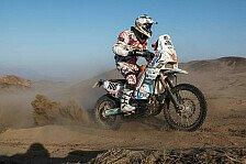 Dakar - Dakar 2013 - 5. Etappe
