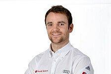DTM - Jamie Greens 1. Tag bei Audi