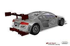 Mehr Sportwagen - Der neue Audi R8 LMS ultra