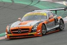 Mehr Sportwagen - Schubert Motorsport im Pech: Dubai: Black Falcon wiederholt Vorjahressieg